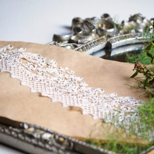 Ready Made Edible Lace