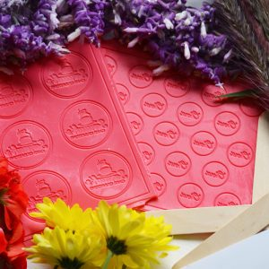 Silicone Moulds: Custom-made Corporate Chocolate Logos